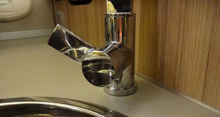 Microschalter Küchenwasserhahn Knaus SUN TI
