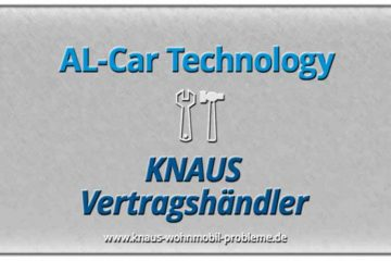 AL-Car Technology Knaus Vertragshändler
