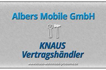 Albers Mobile Knaus Vertragshändler