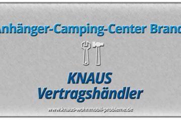 Anhänger-Camping-Center Brandt Knaus Vertragshändler