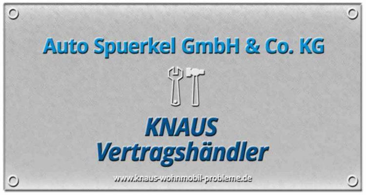Auto Spuerkel Knaus Vertragshändler