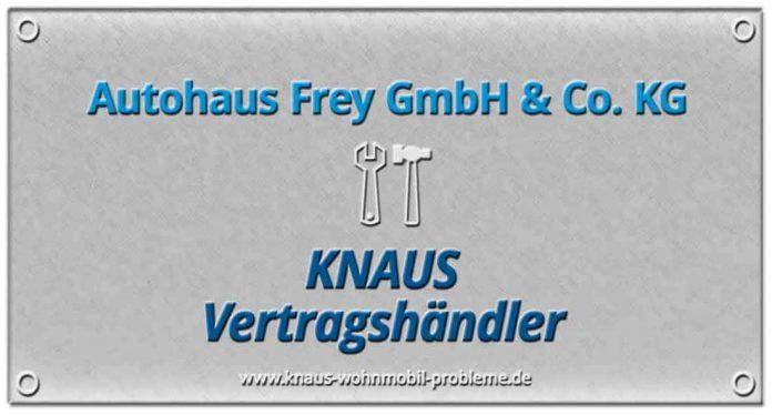 Autohaus Frey Knaus Vertragshändler