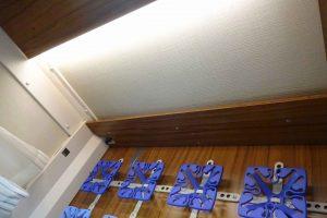 Bettenbereich im Hymper Tramp