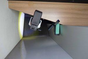 Undichtigkeit in Knaus Wohnmobilen - undichte Heckgarage - Kamerainstallation