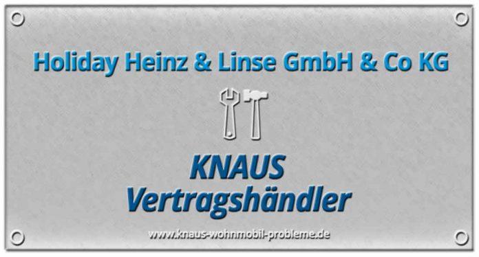 Holiday Heinz und Linse - Knaus Händler
